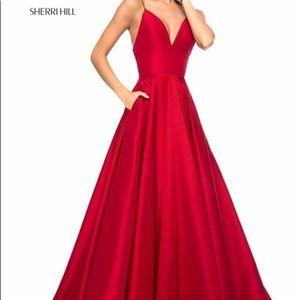 Sherri hill 51822 prom dress
